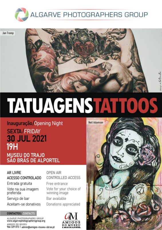 "Exhibition Night - ""Tattoos"""
