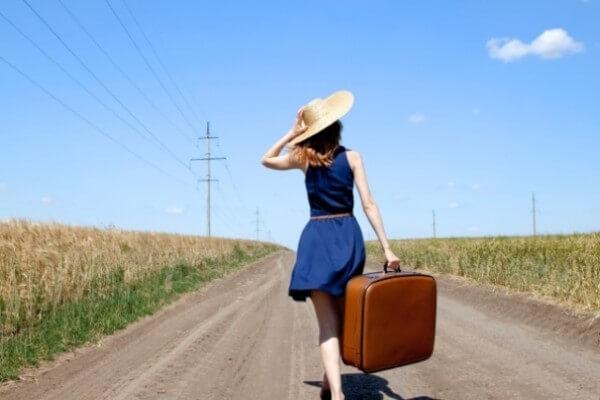 "Online Challenge - ""Travelling Light"""